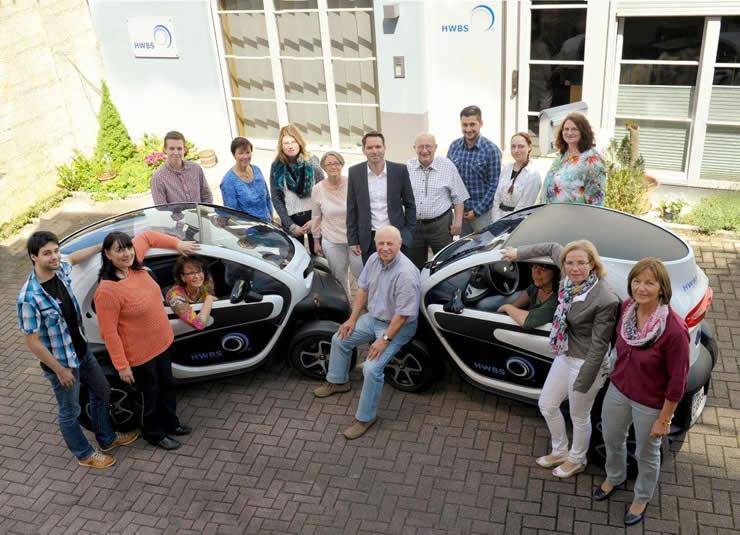 Steuerberater-Team HWBS Heidelberg